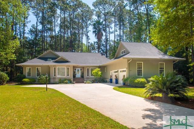 27 Franklin Creek Road S, Savannah, GA 31411 (MLS #245865) :: Savannah Real Estate Experts