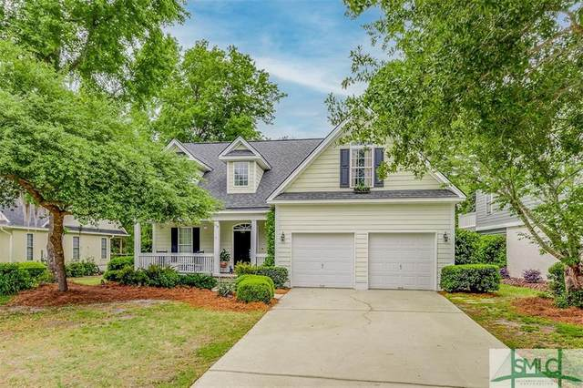 121 Sabal Lane, Savannah, GA 31405 (MLS #245882) :: Bocook Realty