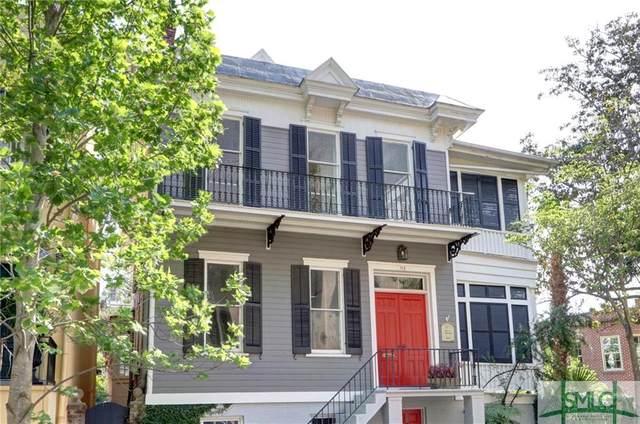 113 E Gordon Street, Savannah, GA 31401 (MLS #245901) :: Keller Williams Realty-CAP