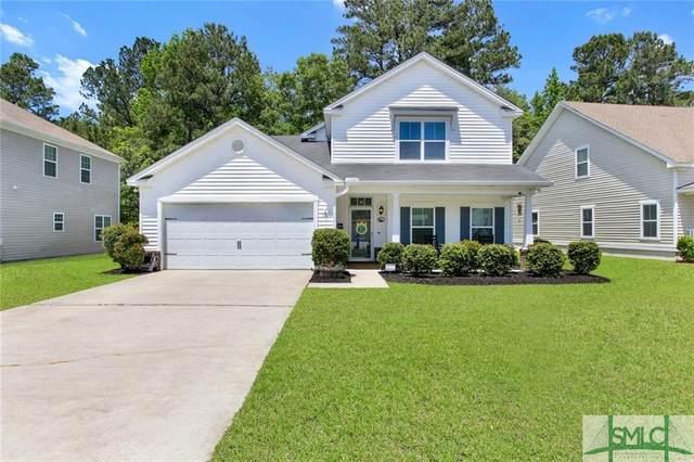 110 Smithwick Trail, Guyton, GA 31312 (MLS #245910) :: The Arlow Real Estate Group