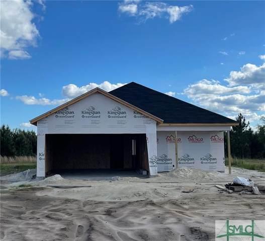 297 Tondee Way, Midway, GA 31320 (MLS #245927) :: Savannah Real Estate Experts