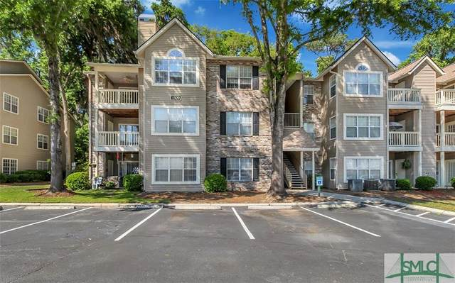12300 Apache Avenue #1508, Savannah, GA 31419 (MLS #245939) :: Coastal Savannah Homes