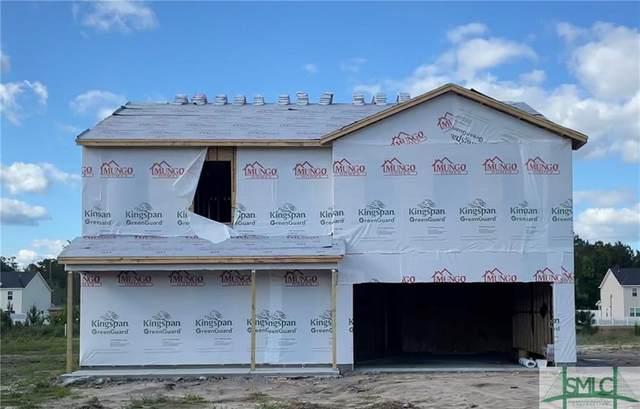 240 Tondee Way, Midway, GA 31320 (MLS #245968) :: Savannah Real Estate Experts