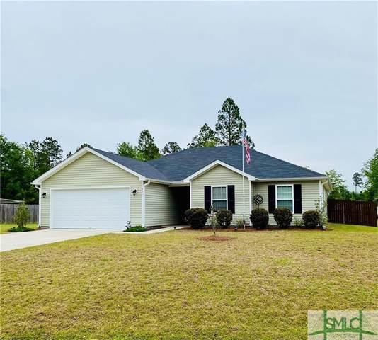 95 Jr Drive, Ellabell, GA 31308 (MLS #245983) :: Heather Murphy Real Estate Group