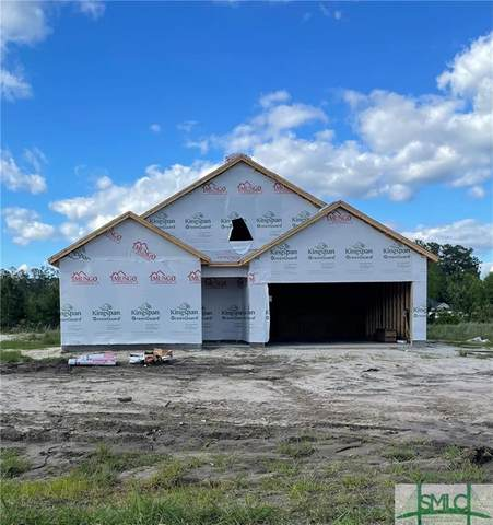 212 Tondee Way, Midway, GA 31320 (MLS #246007) :: Savannah Real Estate Experts