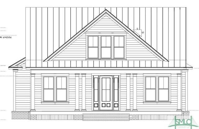 Lot 44 Salt Marsh Drive Drive, Midway, GA 31320 (MLS #246028) :: Keller Williams Coastal Area Partners