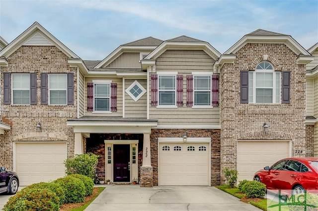 222 Durham Park Parkway, Pooler, GA 31322 (MLS #246047) :: Heather Murphy Real Estate Group