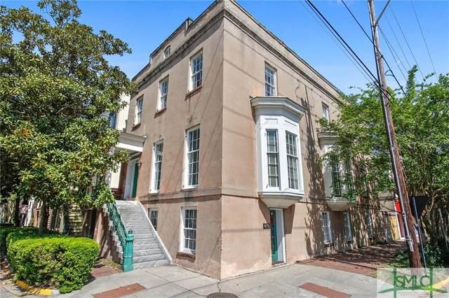 128 E Taylor Street, Savannah, GA 31401 (MLS #246059) :: Keller Williams Realty-CAP