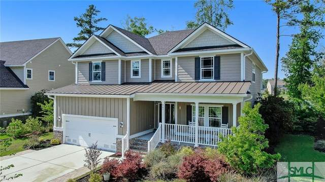 667 Wyndham Way, Pooler, GA 31322 (MLS #246102) :: Coldwell Banker Access Realty