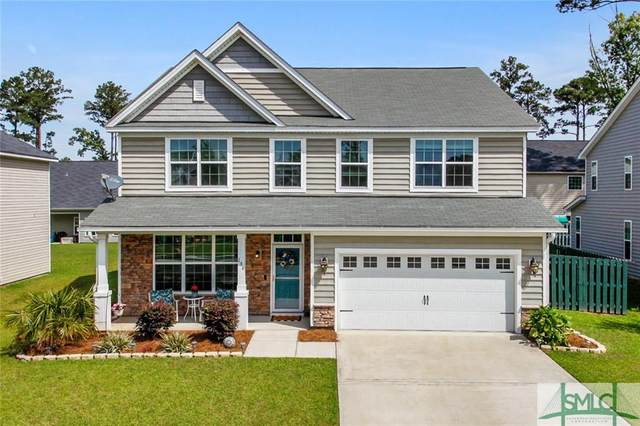 130 Sail Maker Lane, Richmond Hill, GA 31324 (MLS #246116) :: Savannah Real Estate Experts