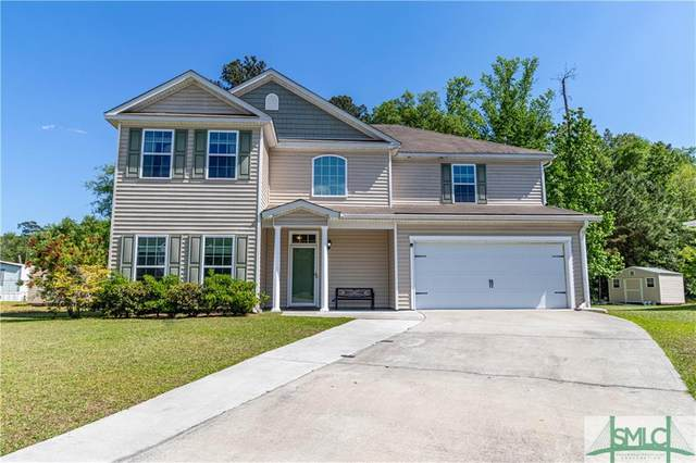 5 Sunny Court, Savannah, GA 31419 (MLS #246120) :: Heather Murphy Real Estate Group