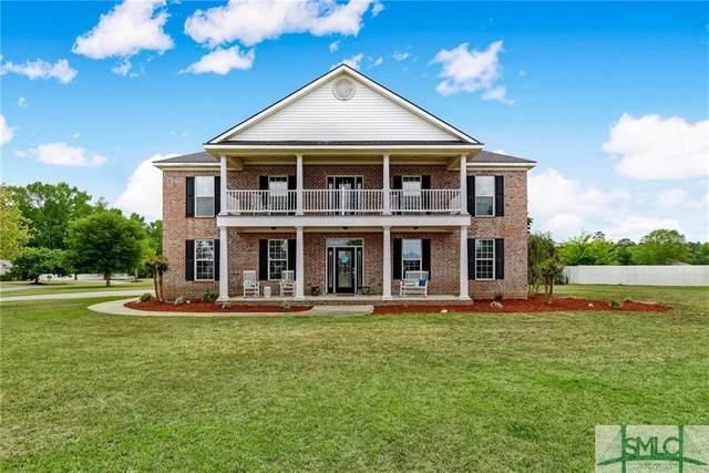 111 Stadium Drive, Guyton, GA 31312 (MLS #246121) :: Savannah Real Estate Experts
