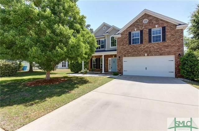 411 Plantation Place, Rincon, GA 31326 (MLS #246129) :: Savannah Real Estate Experts