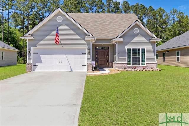 118 Red Maple Lane, Guyton, GA 31312 (MLS #246170) :: The Arlow Real Estate Group