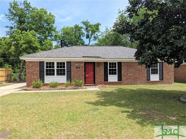 112 Bradford Court, Savannah, GA 31406 (MLS #246175) :: RE/MAX All American Realty
