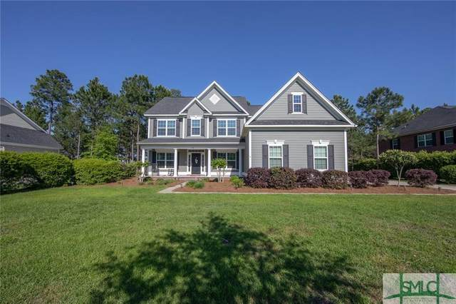 118 Sutton Lane, Pooler, GA 31322 (MLS #246187) :: The Sheila Doney Team