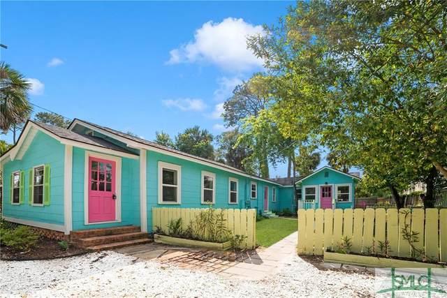 1205 Lovell Avenue, Tybee Island, GA 31328 (MLS #246250) :: The Arlow Real Estate Group