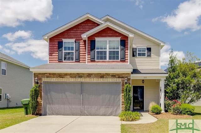 105 Hamilton Grove Drive, Pooler, GA 31322 (MLS #246253) :: The Arlow Real Estate Group