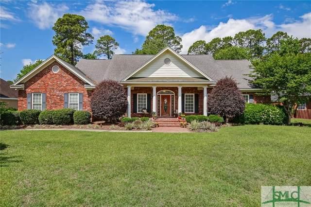 3 Amberwood Drive, Savannah, GA 31405 (MLS #246271) :: Coastal Savannah Homes