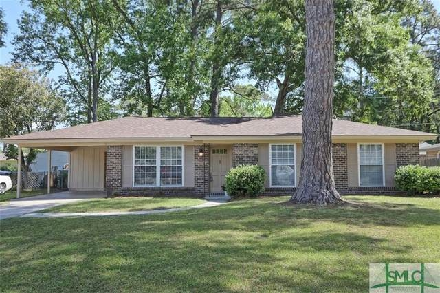 24 Calibogue Road, Savannah, GA 31410 (MLS #246291) :: Team Kristin Brown | Keller Williams Coastal Area Partners