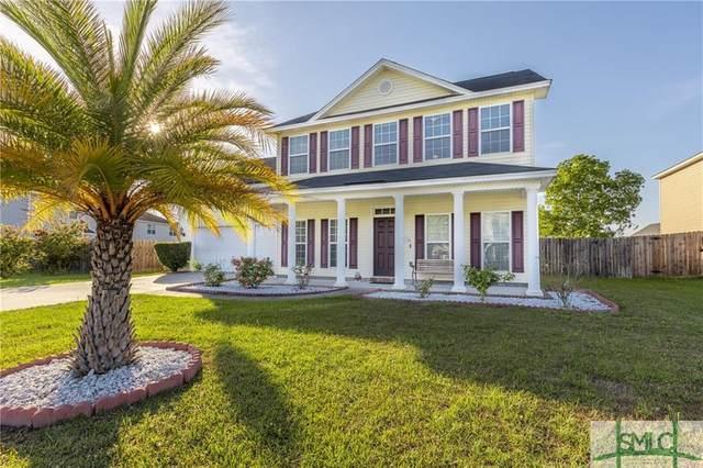 12 Club House Drive, Savannah, GA 31419 (MLS #246300) :: Team Kristin Brown | Keller Williams Coastal Area Partners