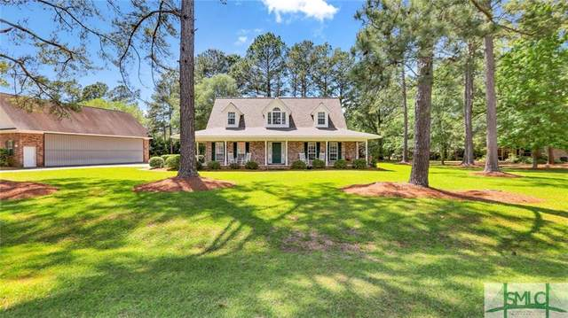 201 Old Rail Road, Bloomingdale, GA 31302 (MLS #246306) :: Savannah Real Estate Experts
