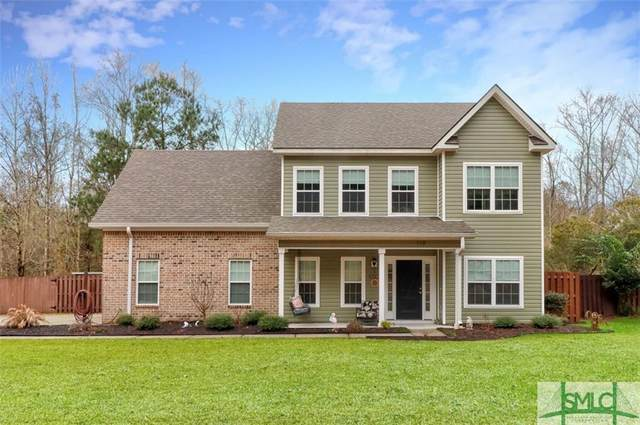 118 Brookstone Way, Rincon, GA 31312 (MLS #246354) :: Luxe Real Estate Services