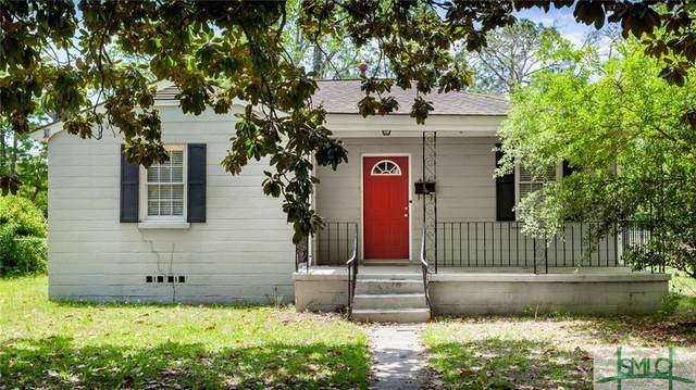 401 E 66th Street, Savannah, GA 31405 (MLS #246359) :: Keller Williams Coastal Area Partners