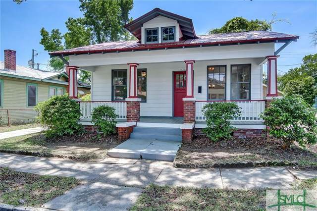 1125 Seiler Avenue, Savannah, GA 31404 (MLS #246367) :: The Arlow Real Estate Group