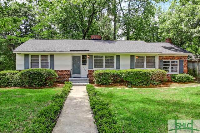 5402 Waters Drive, Savannah, GA 31406 (MLS #246395) :: Keller Williams Coastal Area Partners