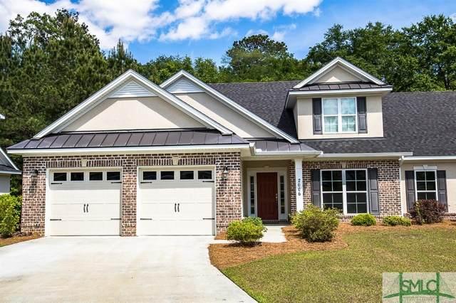 2006 Woodside Crossing, Savannah, GA 31405 (MLS #246453) :: Coastal Savannah Homes