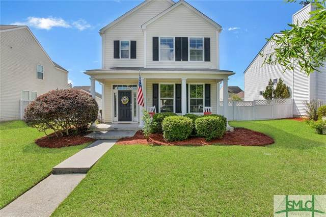43 Godley Park Way, Savannah, GA 31407 (MLS #246458) :: Liza DiMarco