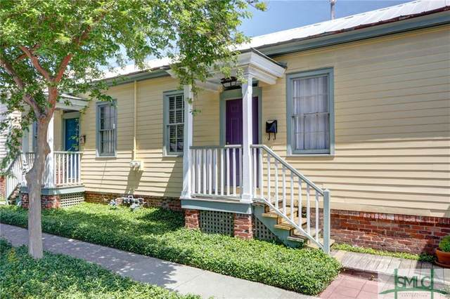 530 E Charlton Street, Savannah, GA 31401 (MLS #246512) :: The Arlow Real Estate Group