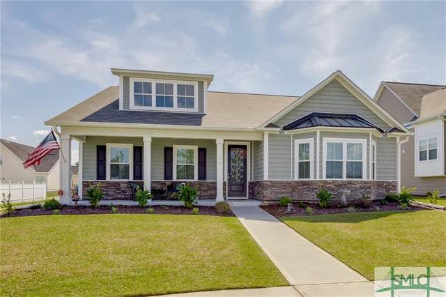 14 Lakeside Drive, Port Wentworth, GA 31407 (MLS #246518) :: Liza DiMarco