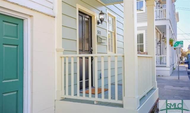 511 E Congress Street, Savannah, GA 31401 (MLS #246529) :: The Arlow Real Estate Group
