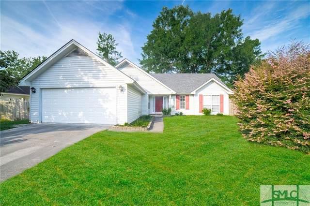 314 Teal Lake Drive, Richmond Hill, GA 31324 (MLS #246561) :: Keller Williams Realty-CAP