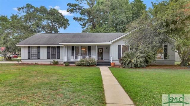 905 Moss Drive, Savannah, GA 31410 (MLS #246563) :: Savannah Real Estate Experts