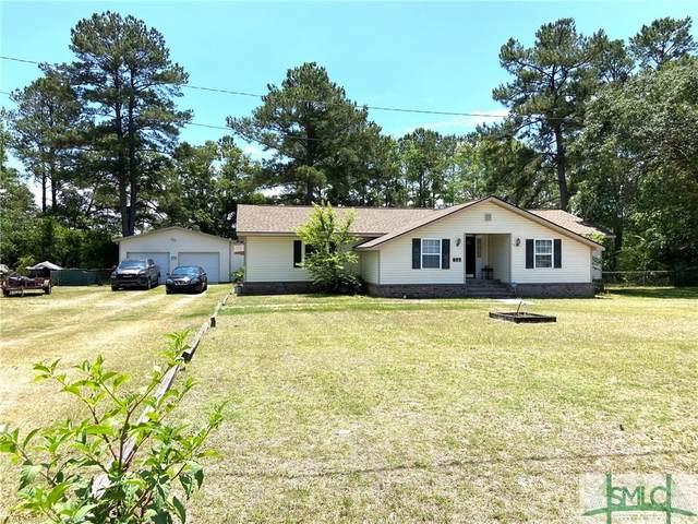 186 Stagefield Road, Guyton, GA 31312 (MLS #246591) :: Keller Williams Realty-CAP
