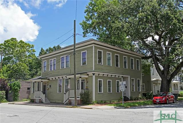 1116 Lincoln Street #2, Savannah, GA 31401 (MLS #246608) :: Keller Williams Coastal Area Partners