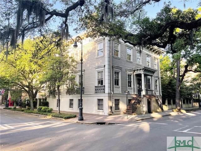 3-7 W Perry Street, Savannah, GA 31401 (MLS #246615) :: Coastal Savannah Homes