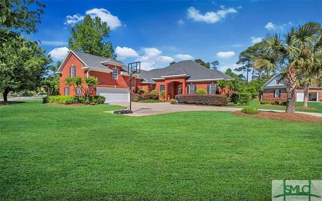 116 Greenview Drive, Savannah, GA 31405 (MLS #246618) :: McIntosh Realty Team