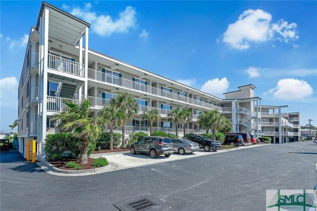 404 Butler Avenue #111, Tybee Island, GA 31328 (MLS #246641) :: The Arlow Real Estate Group