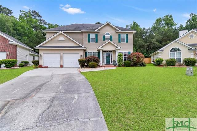 109 Iron Horse Spur, Savannah, GA 31419 (MLS #246663) :: The Arlow Real Estate Group