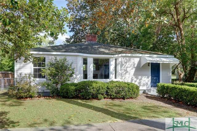 426 Lawton Avenue, Savannah, GA 31404 (MLS #246681) :: RE/MAX All American Realty