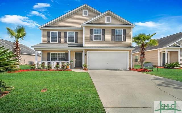 323 Winchester Drive, Pooler, GA 31322 (MLS #246682) :: Keller Williams Coastal Area Partners