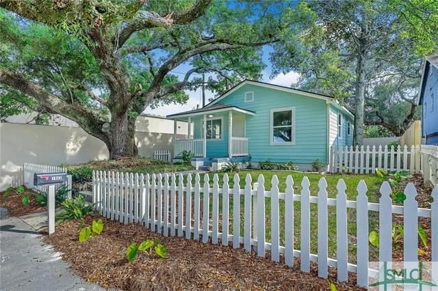 1905 Hale Street, Savannah, GA 31404 (MLS #246687) :: Liza DiMarco