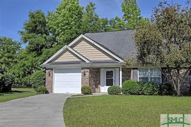 5 Redding Court, Savannah, GA 31419 (MLS #246712) :: Heather Murphy Real Estate Group