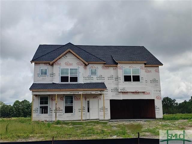 41 Gracyn Lane, Ludowici, GA 31316 (MLS #246713) :: Keller Williams Coastal Area Partners
