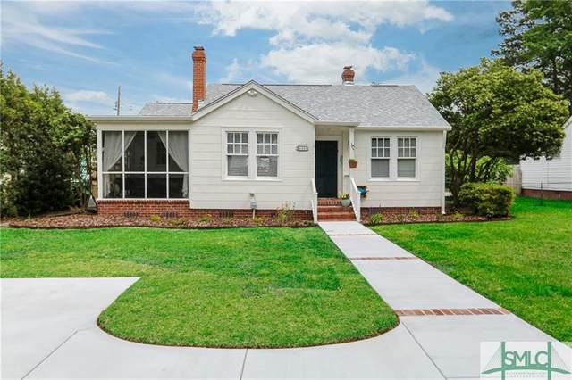 526 E 56th Street, Savannah, GA 31405 (MLS #246717) :: Keller Williams Coastal Area Partners