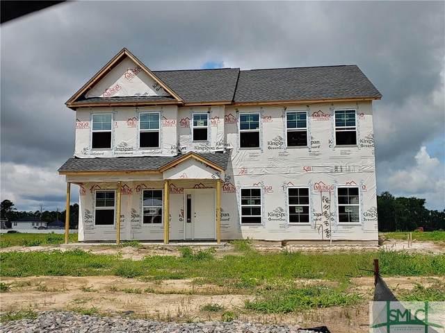 115 Akins Ranch Road, Ludowici, GA 31316 (MLS #246731) :: Keller Williams Coastal Area Partners